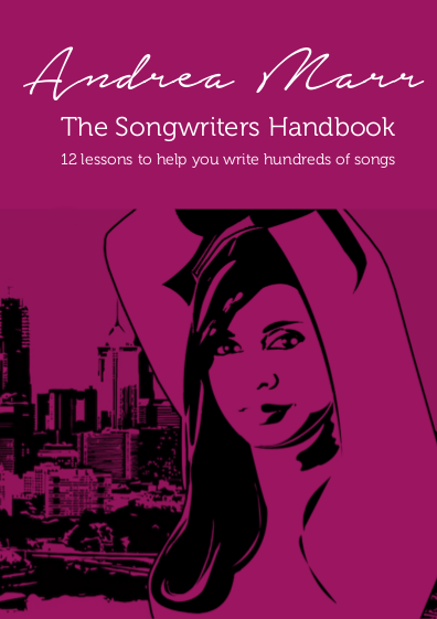 Andrea Marr - The Songwriters Handbook